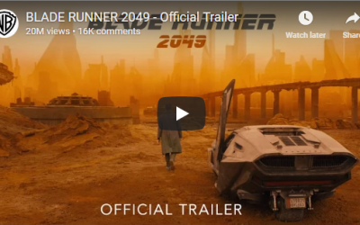 Guest Blog Spot- Blade Runner 2049 Review – By Simon Murnau
