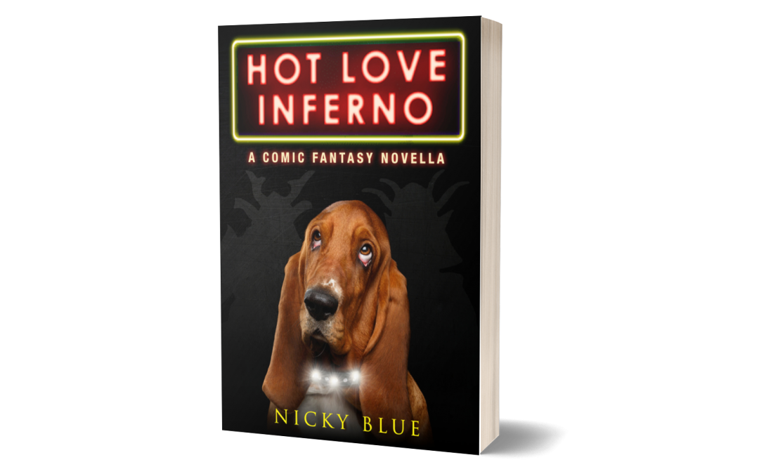 Hot Love Inferno – Out on November the 24th!